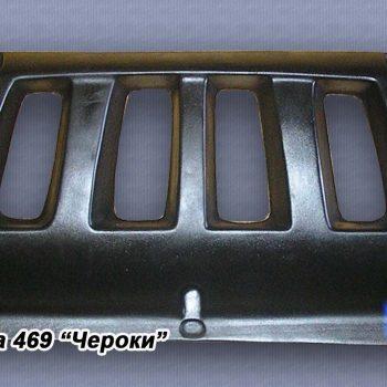 Облицовка радиатора