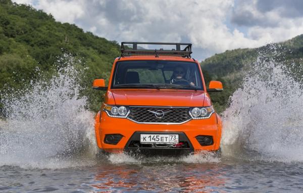 УАЗ объявляет об официальном старте продаж экспедиционной спецверсии Патриот
